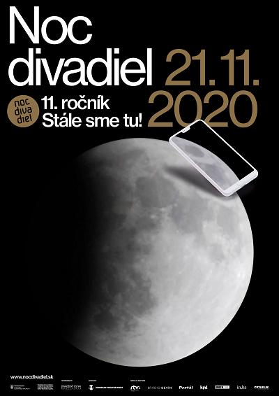 Theatre Night in Slovakia - ONLINE / OFFLINE