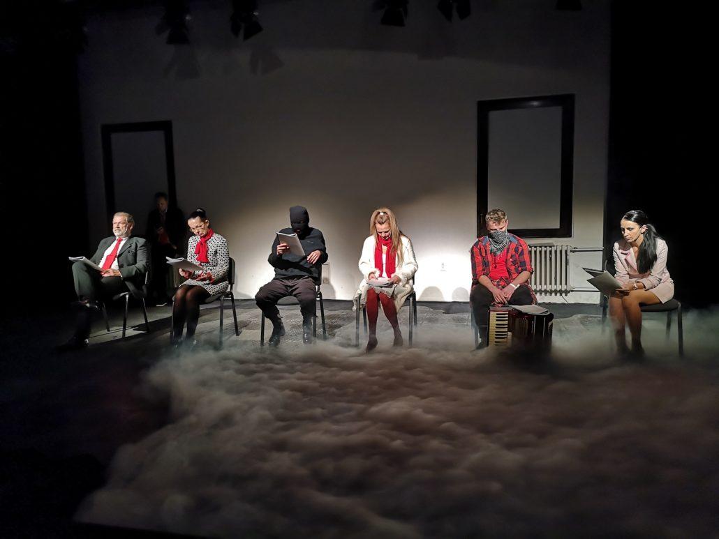 Reading of Kureichik's play